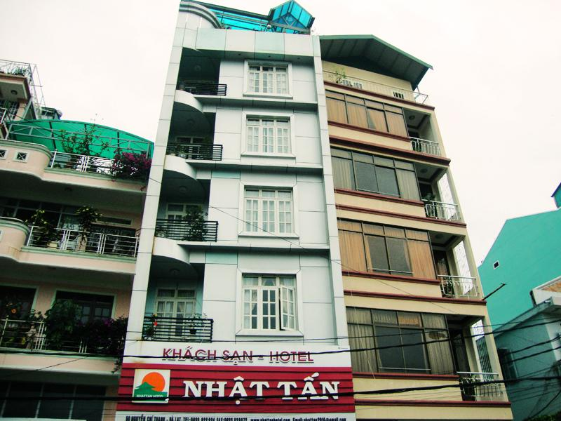 Hotell Nhat Tan Hotel