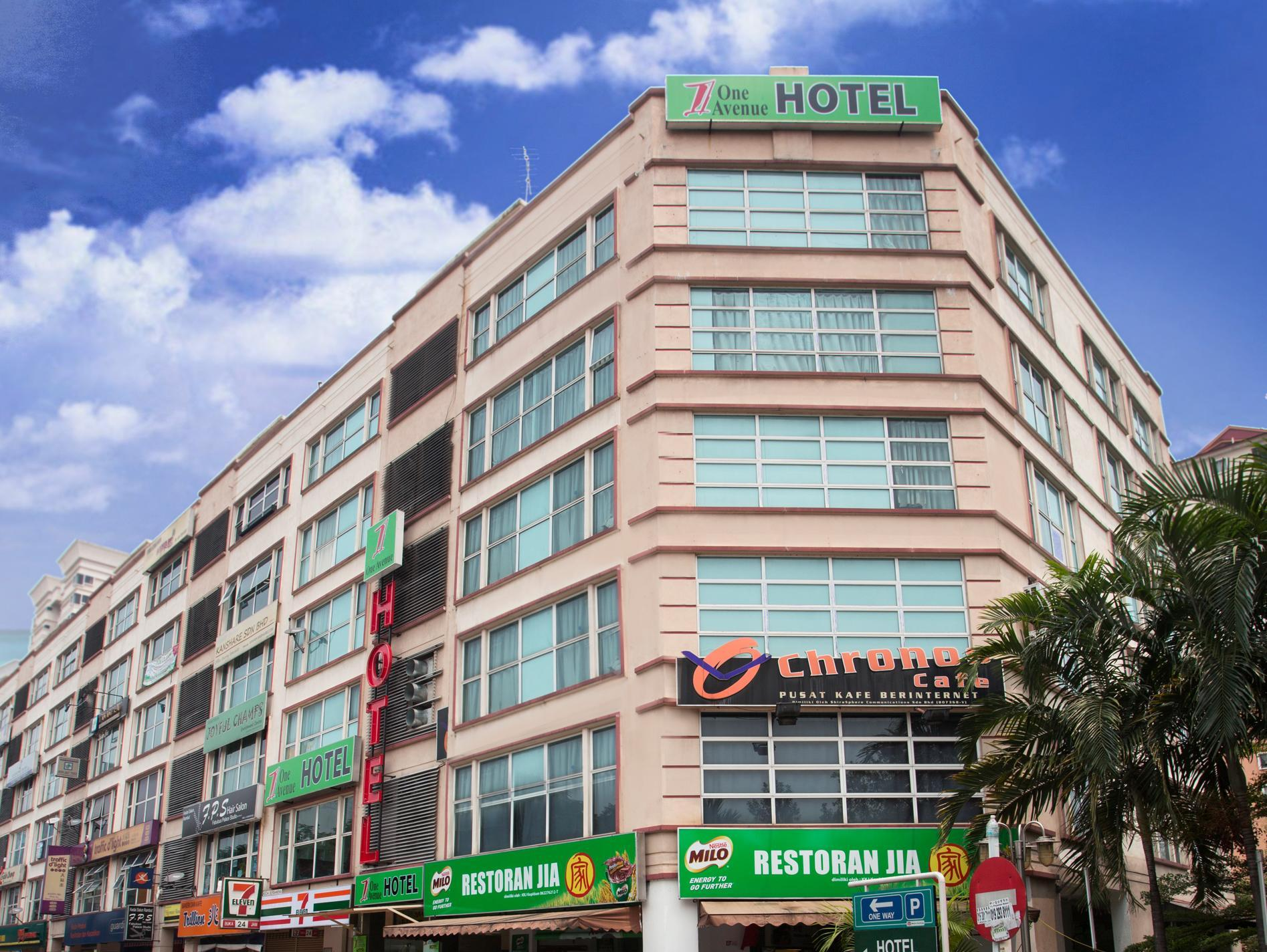One Avenue Hotel - Hotels and Accommodation in Malaysia, Asia