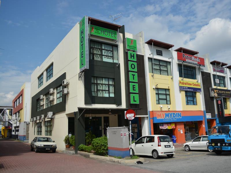 Putra One Avenue Hotel - Hotels and Accommodation in Malaysia, Asia