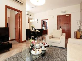 Village Residence Robertson Quay by Far East Hospitality Singapore - Living Room