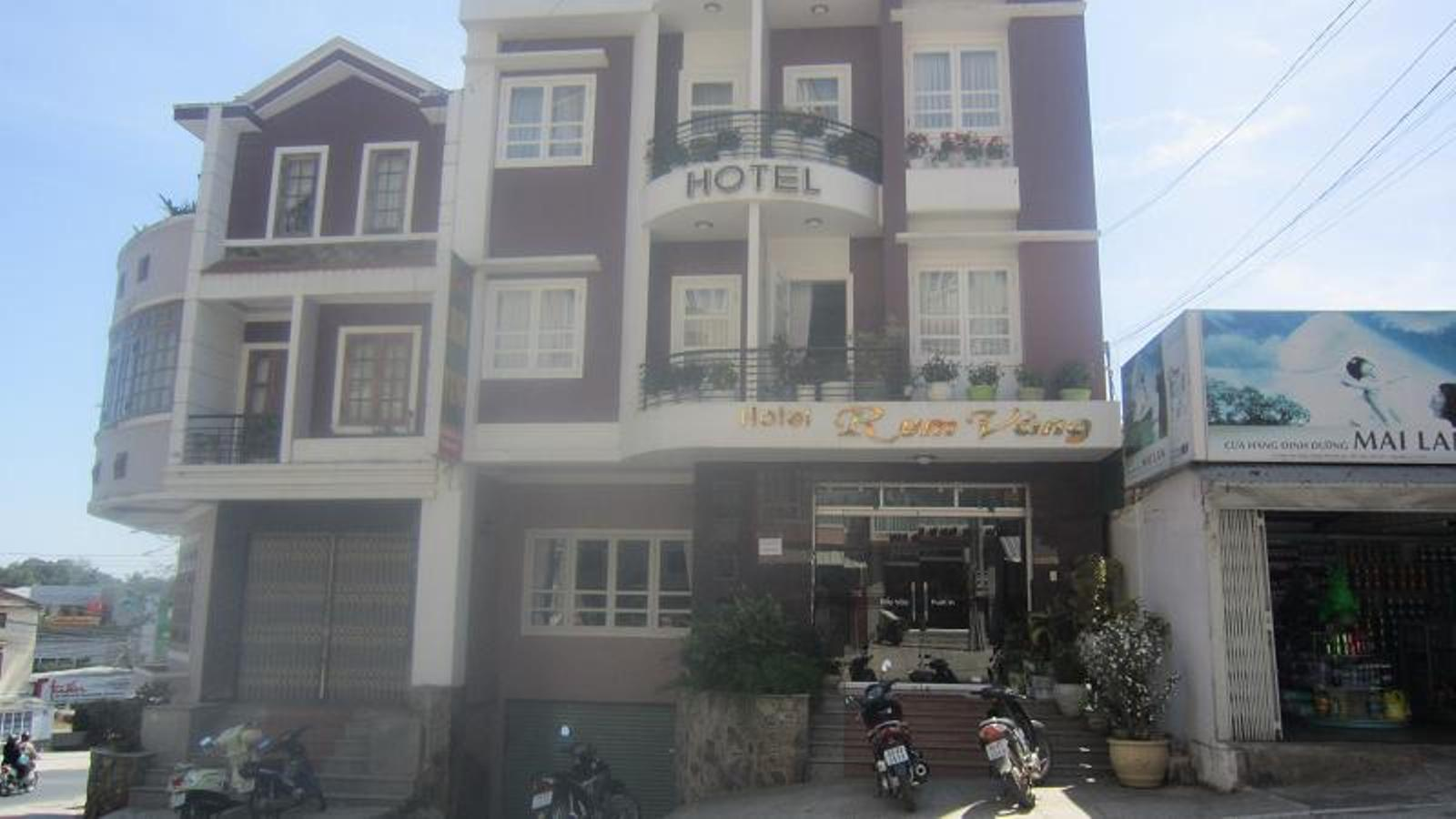 Rum Vang Hotel - Hotels and Accommodation in Vietnam, Asia