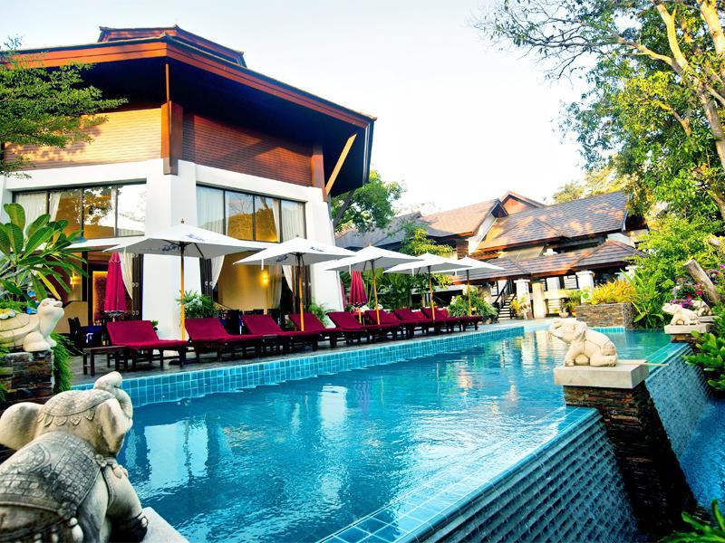 Hotell Samed Pavilion Resort i Ao_Phai, Koh Samet. Klicka för att läsa mer och skicka bokningsförfrågan