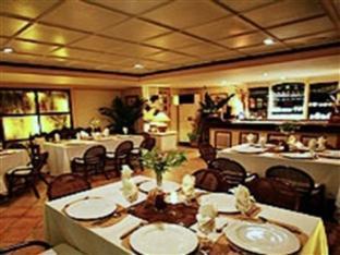 Villa Margarita Hotel דבאו - מסעדה