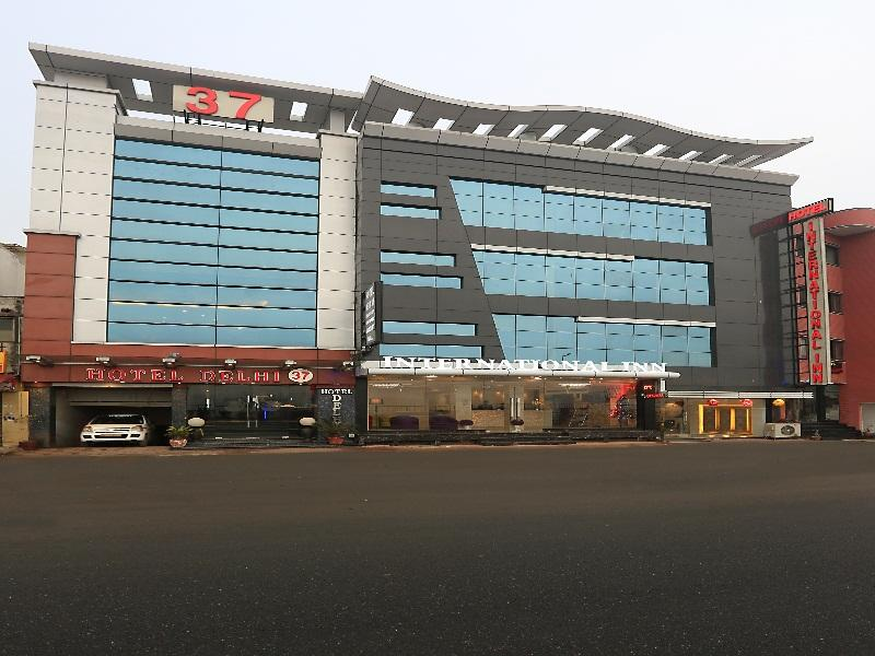 International Inn New Delhi and NCR - Exterior