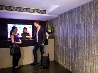 Hotel de Edge by Rhombus Hong Kong - Recepção
