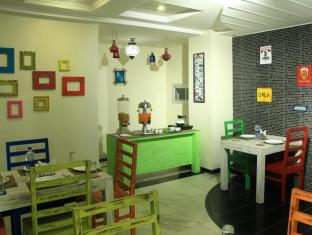 Hotel Sita International نيودلهي ومنطقة العاصمة الوطنية (NCR) - المطعم