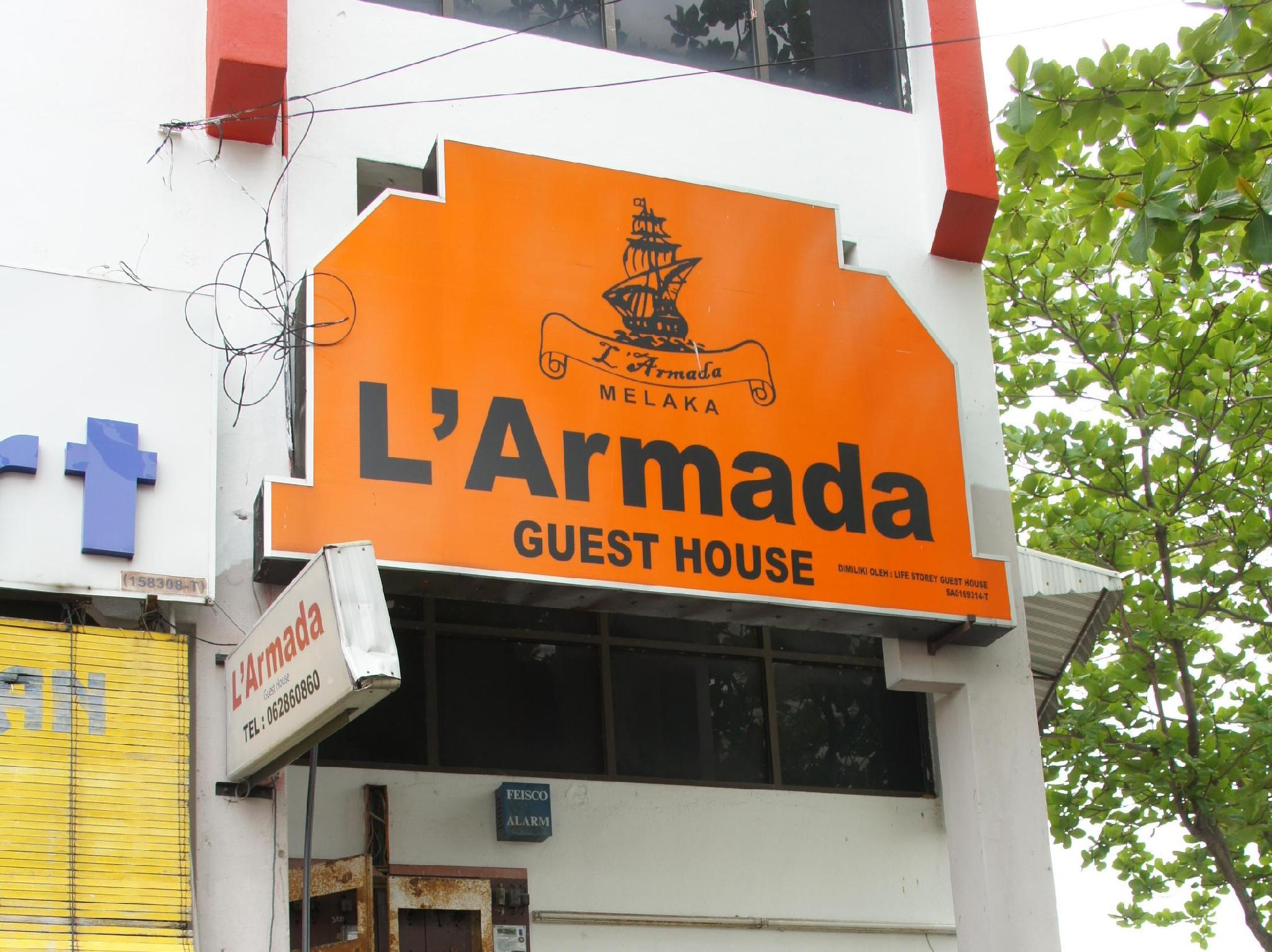 L'armada Guesthouse Melaka - Hotels and Accommodation in Malaysia, Asia