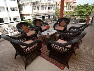 PC Hotel Phnom Penh - Hotellin sisätilat