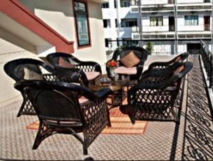 PC Hotel Phnom Penh - Näkymä
