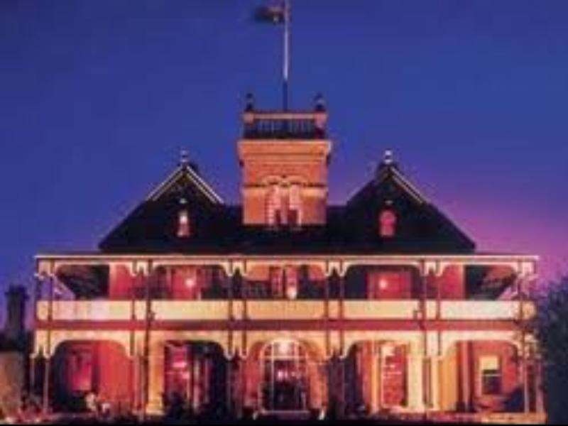 Tynwald Willow Bend Estate Hotel - Hotell och Boende i Australien , New Norfolk