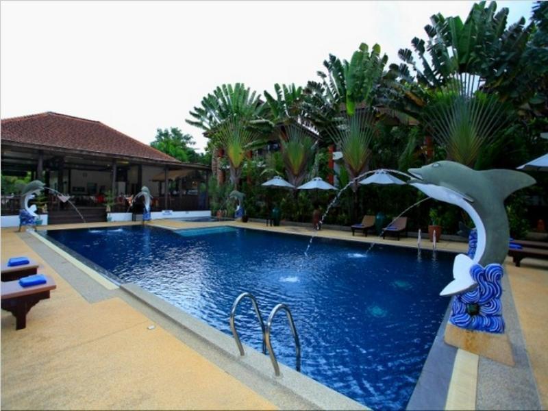 Hotell Khaolak Countryside Resort   Spa i , Khao Lak (Phang Nga). Klicka för att läsa mer och skicka bokningsförfrågan