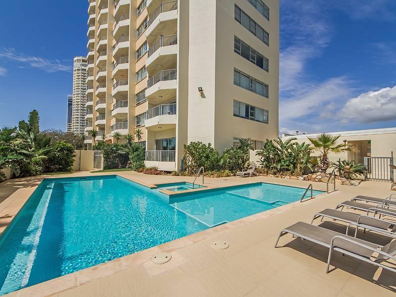 Pacific Plaza Apartments - Hotell och Boende i Australien , Guldkusten
