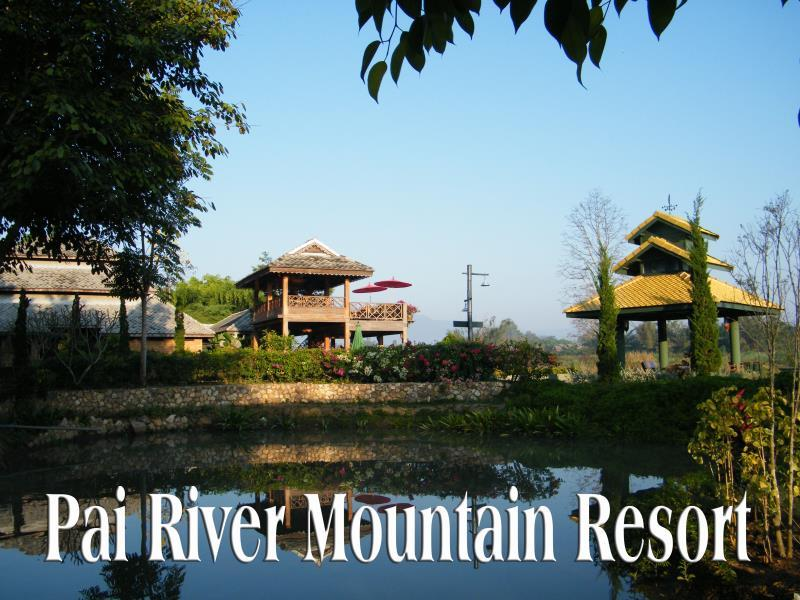 Pai River Mountain Resort - Hotels and Accommodation in Thailand, Asia