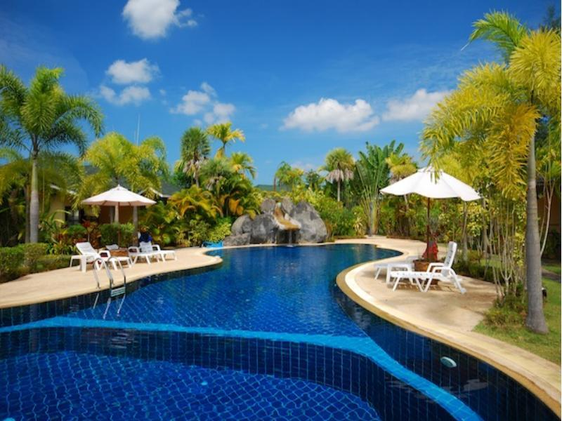 Palm Garden Resort Khaolak - Hotels and Accommodation in Thailand, Asia