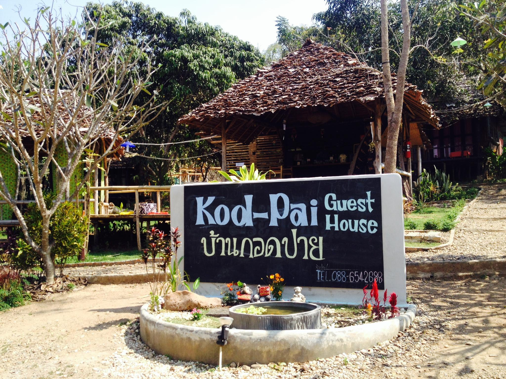 Kod-Pai Guest House - Hotels and Accommodation in Thailand, Asia