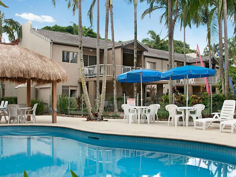 Clearwater Hotel Noosa - Hotell och Boende i Australien , Noosa