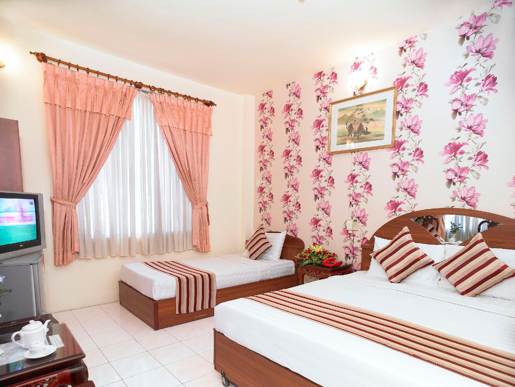 Crystal Hotel - Hotell och Boende i Vietnam , Ho Chi Minh City
