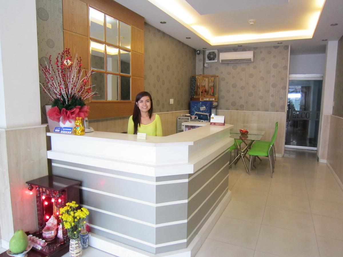 Hotell Hoang Chung Hotel