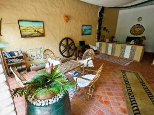 Maruni Sanctuary Lodge Εθνικό Πάρκο Τσίτβαν - Υποδοχή