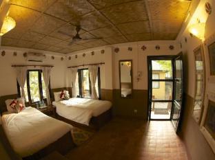 Maruni Sanctuary Lodge Εθνικό Πάρκο Τσίτβαν - Δωμάτιο