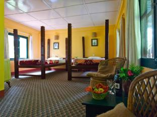 Maruni Sanctuary Lodge גן לאומי צ'יטובאן - חדר שינה