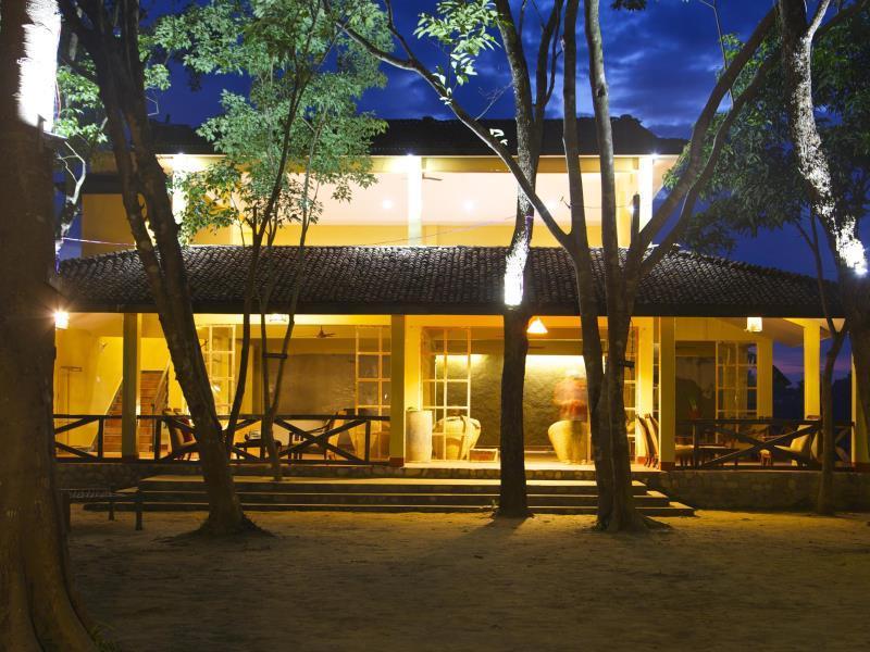 Maruni Sanctuary Lodge גן לאומי צ'יטובאן
