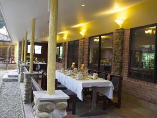 Maruni Sanctuary Lodge גן לאומי צ'יטובאן - מסעדה