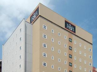 R&B Hotel Sapporo-KitasanNishini Sapporo - Exterior