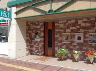R&B Hotel Sapporo-KitasanNishini Sapporo - Entrance