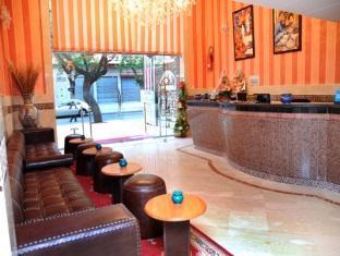 Residence Hotel Assounfou Marakeš - recepcija