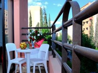Residence Hotel Assounfou Marakeš - balkon/terasa