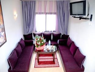 Residence Hotel Assounfou Marakeš - soba za goste