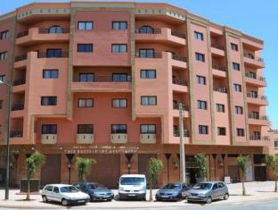 Residence Hotel Assounfou Marakeš - zunanjost hotela