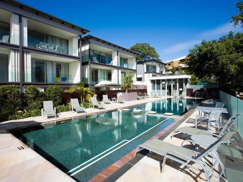 The Rise Hotel Noosa - Hotell och Boende i Australien , Noosa