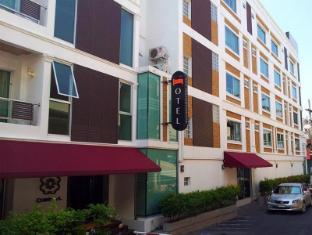 Chinotel Пукет - Фасада на хотела