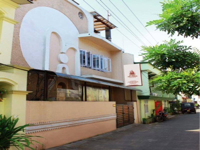 Fathima Manzil Hotel - Hotell och Boende i Indien i Kochi / Cochin