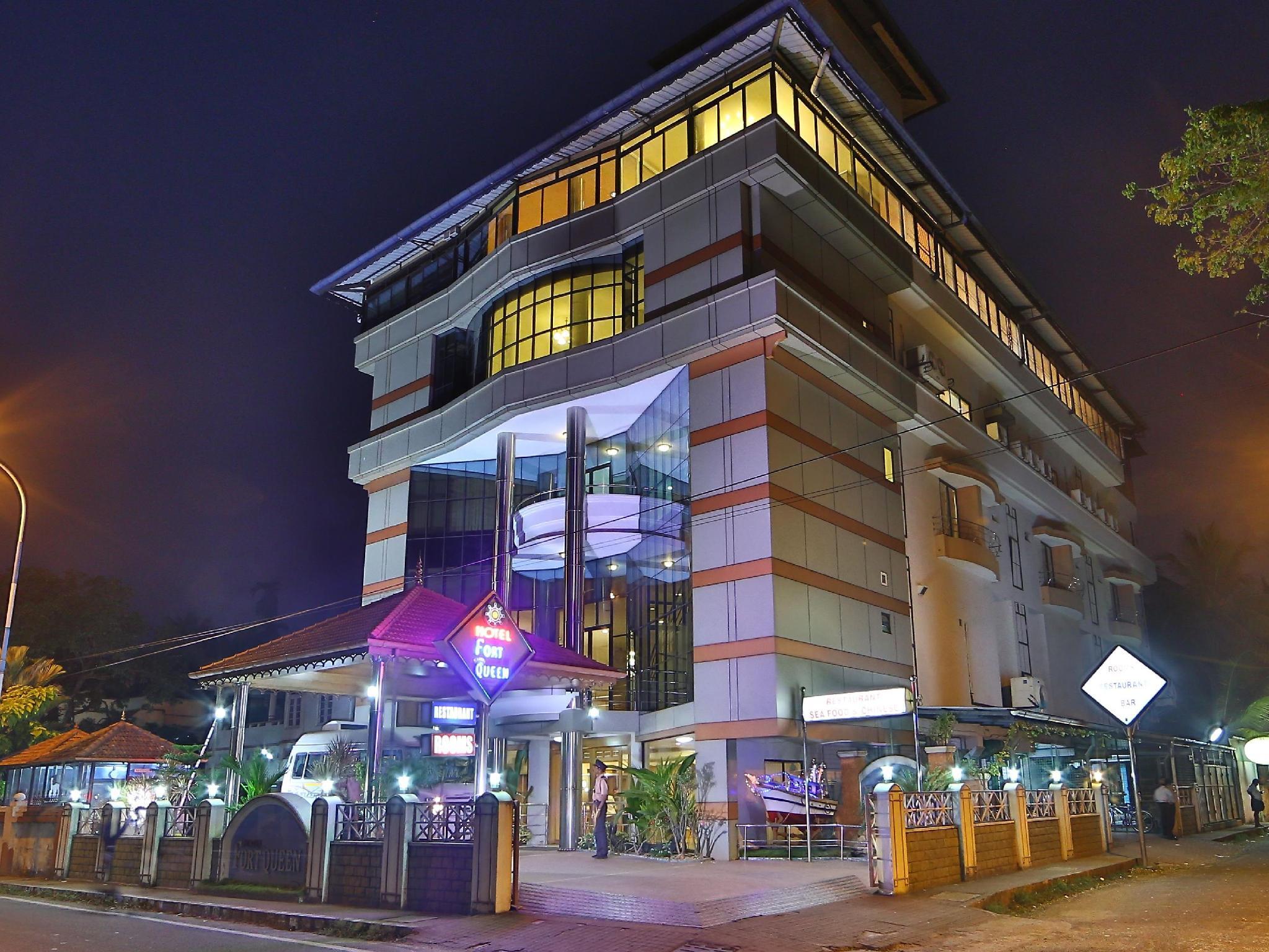 Hotel Fort Queen - Hotell och Boende i Indien i Kochi / Cochin