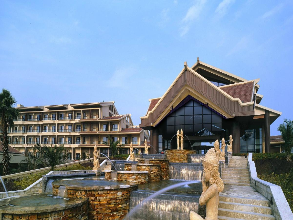 Palace L�n Resort & Spa Suzhou Suzhou
