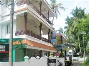Backpackers Holidays Kochin Guest House - Hotell och Boende i Indien i Kochi / Cochin