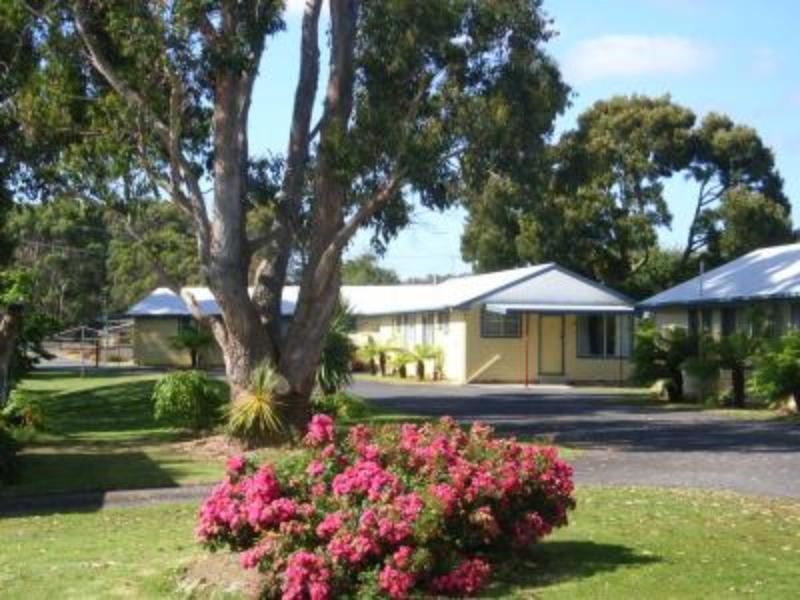 Sharonlee Strahan Villas - Hotell och Boende i Australien , Strahan