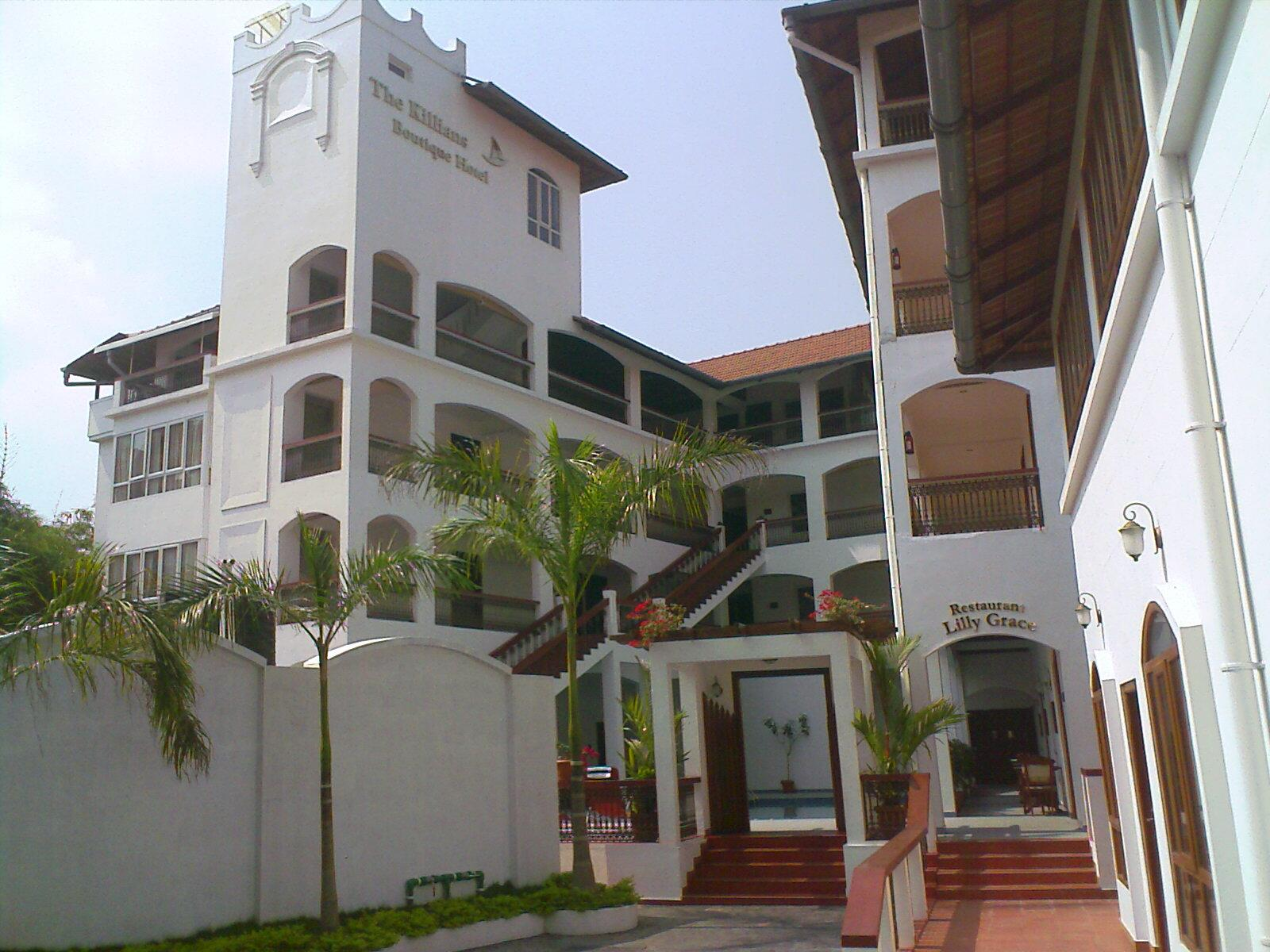 The Killians Boutique Hotel - Hotell och Boende i Indien i Kochi / Cochin