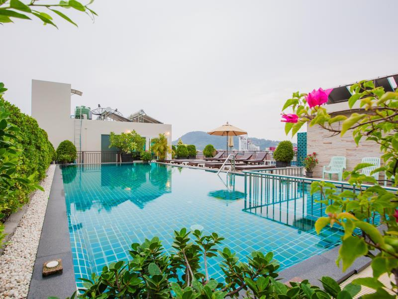 The RCB Patong Hotel 普吉岛