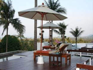 Grand Hill Residence Samui - Sunbed Poolside