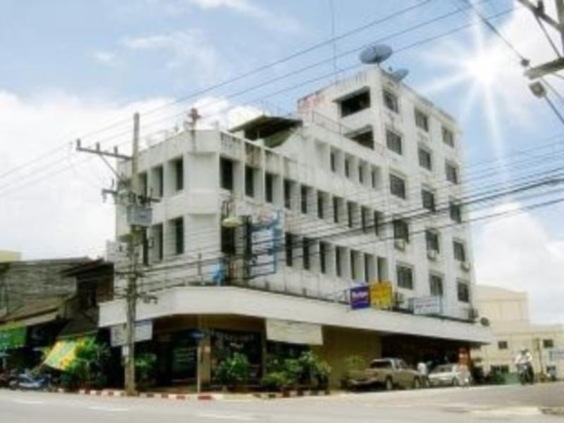 Grand Tower Hotel - Hotels and Accommodation in Thailand, Asia
