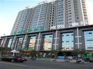 GreenTree Inn Huaian Jiankang Road