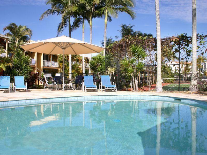 Noosa Keys Resort - Hotell och Boende i Australien , Noosa