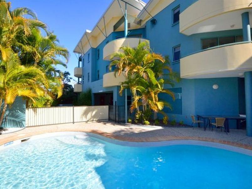 Noosa River Sandy Shores Hotel - Hotell och Boende i Australien , Noosa