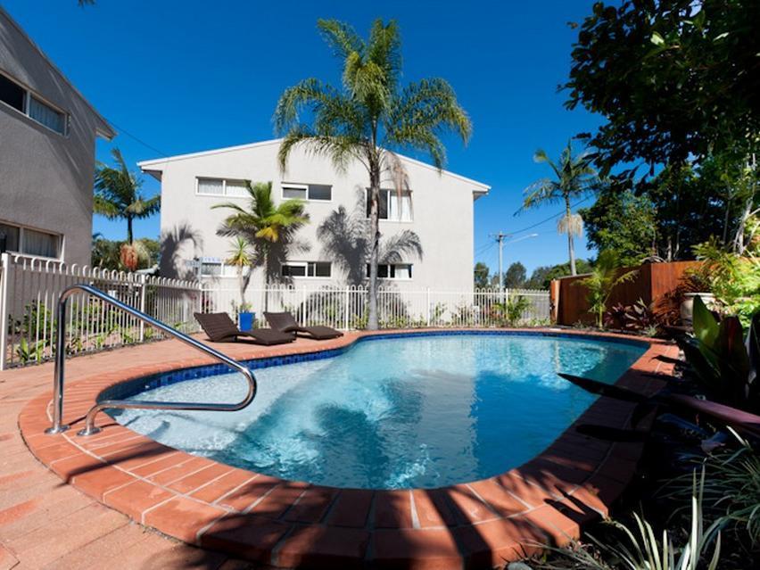 Noosa Sun Motel - Hotell och Boende i Australien , Noosa