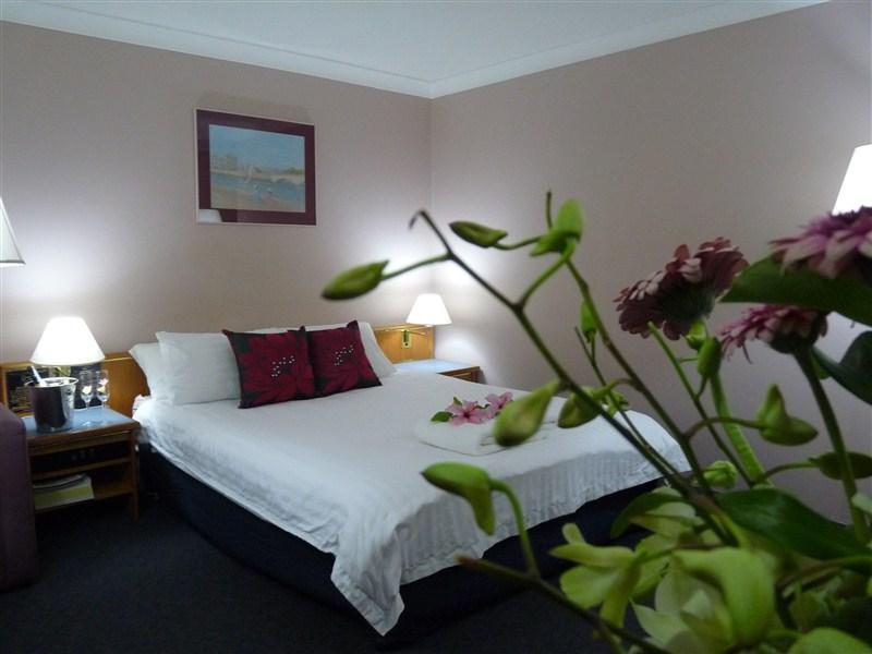 Tea Gardens Club and Motel - Hotell och Boende i Australien , Port Stephens