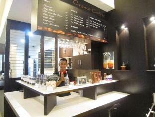 Wisma Sederhana Budget Hotel Medan - Crema Coffee Bar